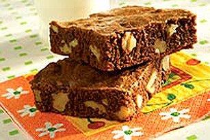 BAKER'S One-Bowl Mocha Brownies Image 1
