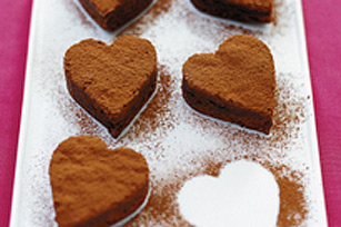 Cœurs moka au chocolat BAKER'S
