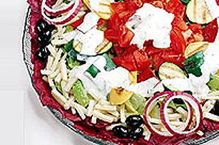 KRAFT Layered Vegetable Salad Image 1