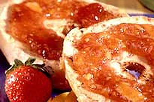 Confiture de fraises et de mangues sans cuisson Image 1