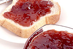 No-Cook Strawberry Kiwi 'Light' Jam