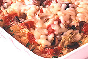 Gratin de courge spaghetti au parmesan KRAFT Image 1