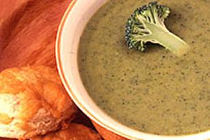 KRAFT TEX-MEX Broccoli Soup Image 1