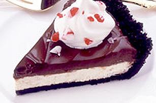 Tarte au ruban au chocolat Image 1
