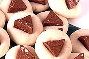TOBLERONE Festive Cookies