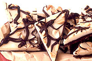 Double Chocolate Truffle Triangles Image 1