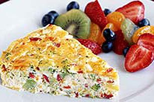 Plat de brocoli et fromage au four