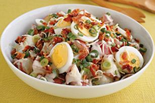 Potato Caesar Salad Image 1