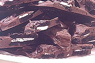 Écorce aux biscuits dans un seul bol Image 1
