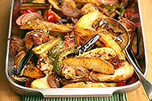 Repas de pommes de terre dans un seul plat Image 1