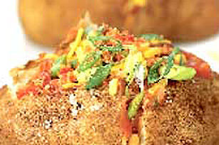 Meal-In-One Baked Potato Image 1