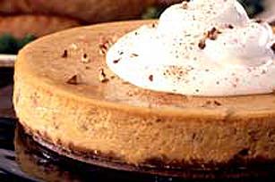 Gâteau au fromage épicé à la citrouille Image 1