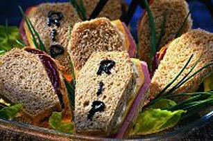 Coffin Sandwiches Image 1
