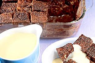 Pouding au pain au chocolat Image 1