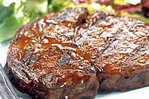 BBQ Rib-Eye Steak