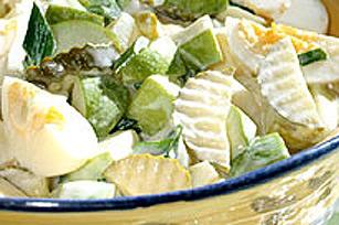 La salade de pommes de terrre six fois six de Lorna Image 1