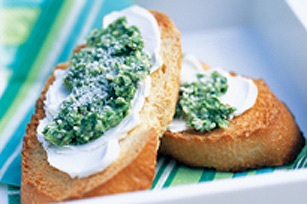 Pesto Crostini Image 1