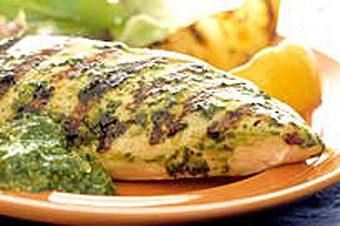 Lemon Pesto Chicken Image 1