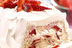 Shortcake au pain et aux fraises Image 1