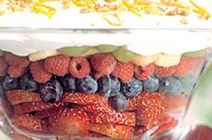 Salade de fruits étagée Image 1