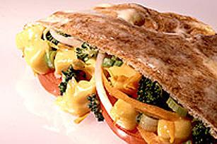 Pochettes aux légumes Image 1