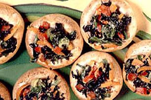 Têtes de champignons piquantes Image 1