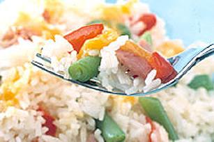 Plat de riz confetti Image 1