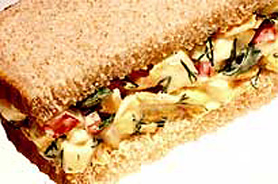 Sandwich œuf-orique Image 1