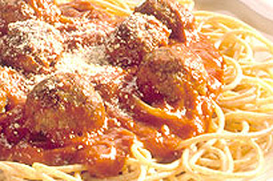 Simple Spaghetti and Meatballs Image 1