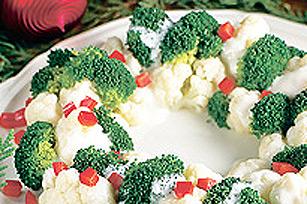 Couronne de légumes Image 1