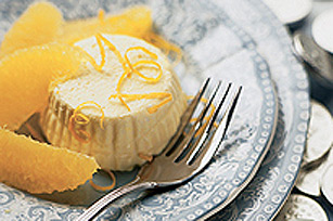 Frozen Citrus Mini Cheesecakes Image 1