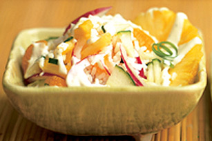 Salade de riz aux ananas Image 1