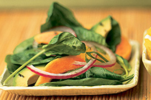 Papaya Avocado Salad Image 1