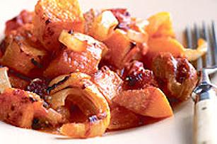Ragoût de légumes grillés Image 1