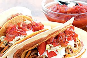 Tacos à deux étages Image 1