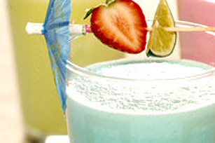 Blue Lagoon Jr. JELL-O Smoothie Image 1