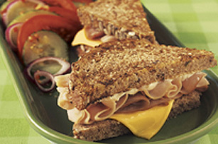 Bistro Ham and Cheese Sandwich Image 1