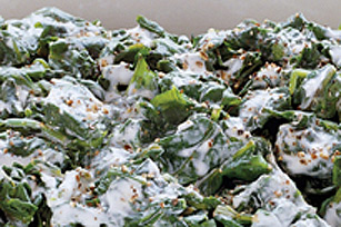 Creamed Spinach Casserole Image 1