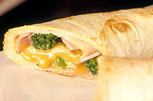 Sandwich roulé au fromage Image 1