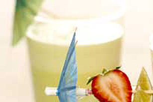 Lime Margarita Jr. JELL-O Smoothie Image 1