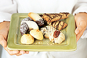 Easy-Mix Cookies - Butter Pecan