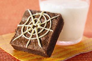 Brownies d'Halloween <i>Baker's</i> en un seul bol