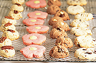 Easy-Mix Cookies - Double Chocolate Image 1