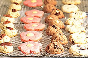 Biscuits faciles à préparer aux morceaux de chocolat Image 1