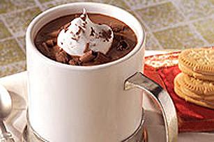 Café au lait au chocolat Image 1