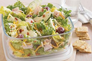 Salade craquante à emporter