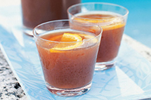 Peachy Ice Tea Refresher Image 1