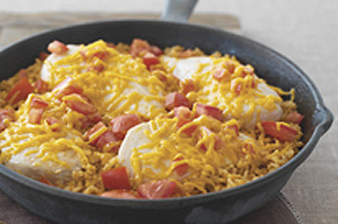 Miracle Chicken Skillet