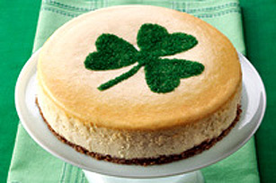 Gâteau au fromage un brin irlandais