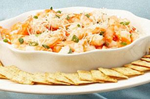 Trempette aux crevettes en sauce cocktail et au PHILADELPHIA Image 1